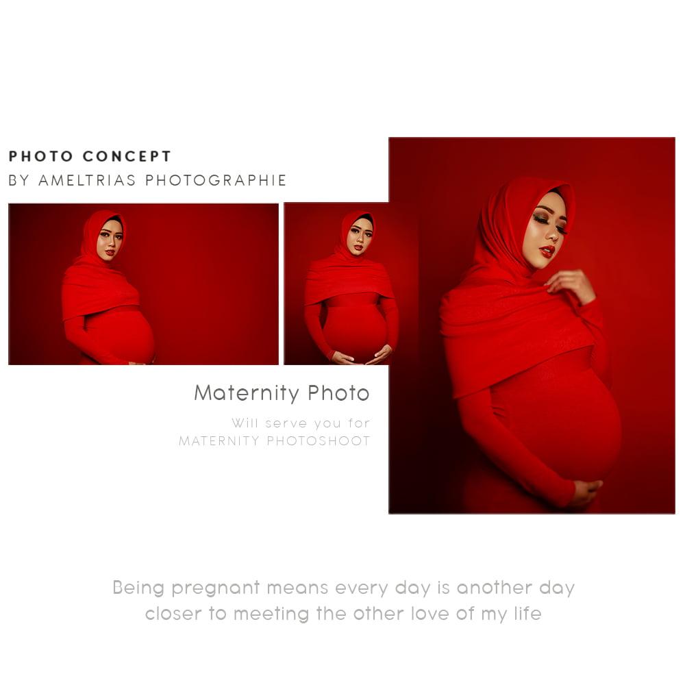 Studio Foto Ibu Hamil Malang Terdekat Ameltrias