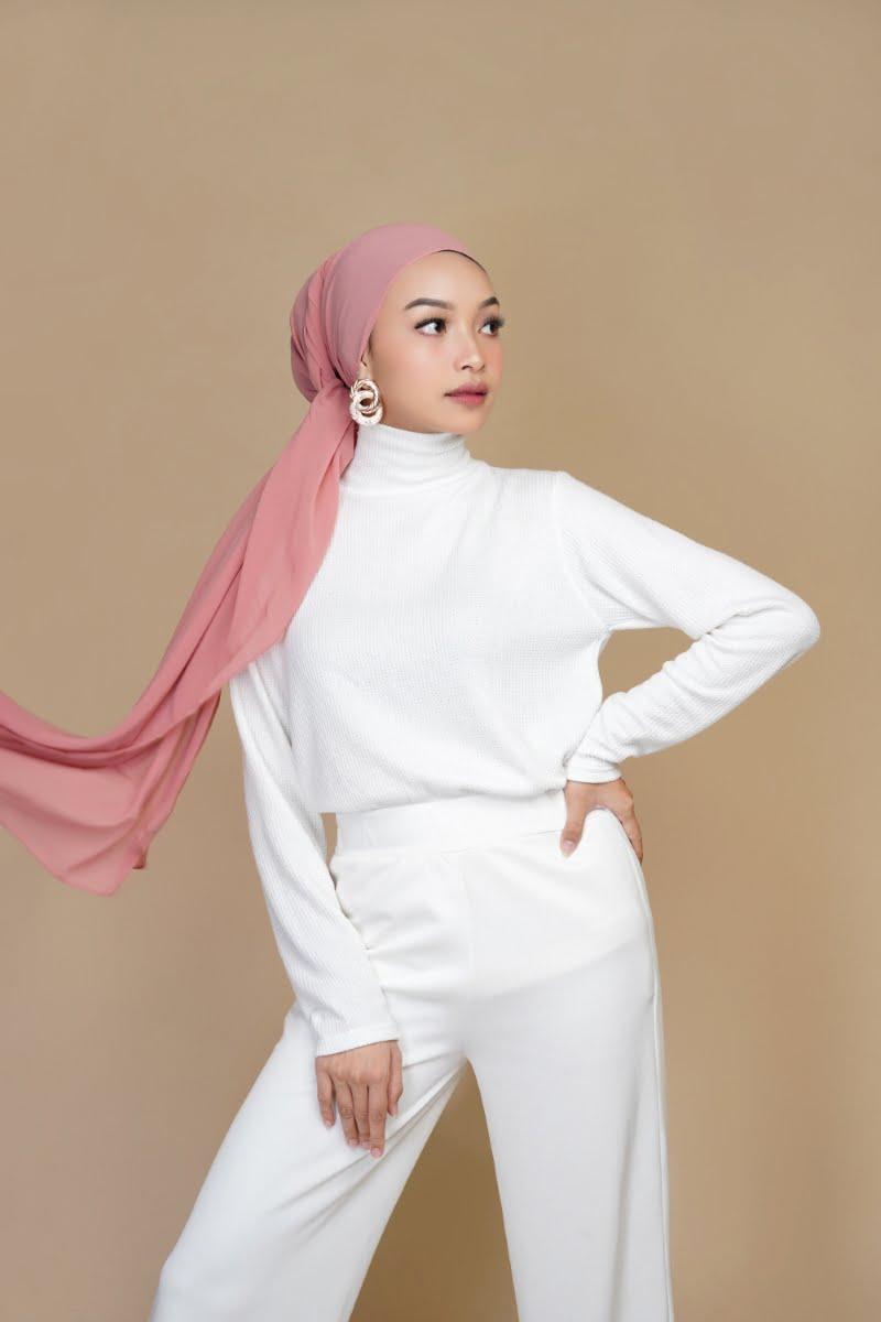 Jasa Foto Produk Hijab di Malang